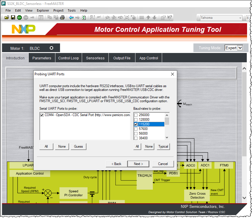 FreeMaster Probing UART Ports.png